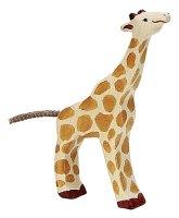HT Giraffenkalb, fressend