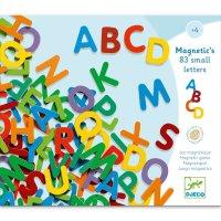 ABC Magnete: 83 Buchstaben
