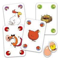 Kartenspiel Piou Piou