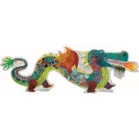 Bodenpuzzle: Leon der Drachen