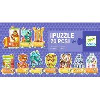Lernspiel Puzzle Duo: Ich zähle