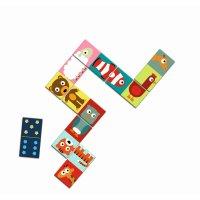 Lernspiel Domino Animo-puzzle