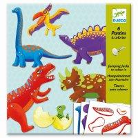 Hampelmann: Dinos