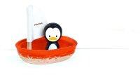 Wasserspielzeug Segelboot Pinguin