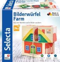 Selecta Bilderwürfel Farm